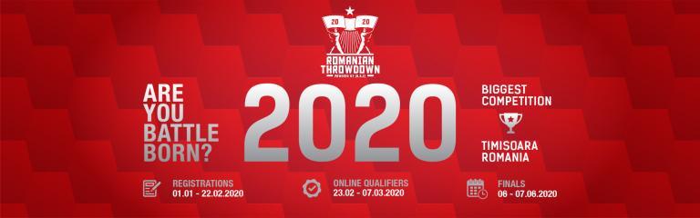 Romanian Throwdown 2020